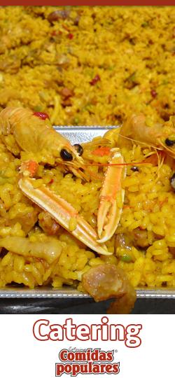 Catering Comidas Populares - Guadalajara